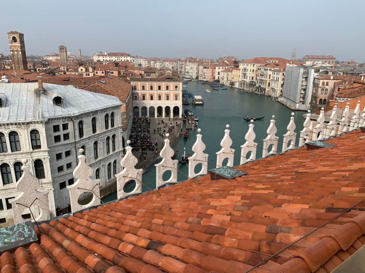Fondaco Dei Tedeschi Venezia Pellizzari Michele